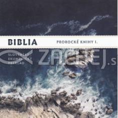 CD: Biblia - Prorocké knihy I. (mp3) - Slovenský ekumenický preklad
