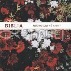 CD: Biblia - Múdroslovné knihy (mp3) - Slovenský ekumenický preklad