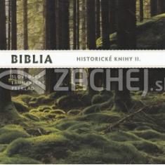 CD: Biblia - Historické knihy II. (mp3) - Slovenský ekumenický preklad