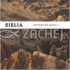 CD: Biblia - Historické knihy I. (mp3) - Slovenský ekumenický preklad