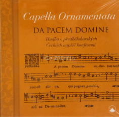 CD - Da pacem Domine (mp3)