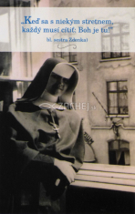 Obrázok: Bl. sestra Zdenka (A7) - Modlitba zdravotníka, papierový