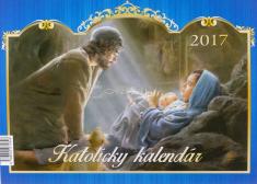Katolícky kalendár 2017 stolový (Via)