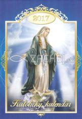 Katolícky kalendár 2017 nástenný (Via)