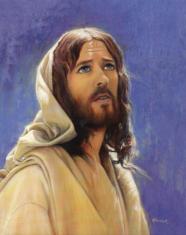 Obraz na dreve: Pán Ježiš (40x30)