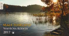 Kalendář stolní 2017 - Malá poselství Vojtěcha Kodeta