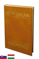 Nová zmluva - Újszövetség - Nová Zmluva slovensko - maďarská, ekumenický preklad