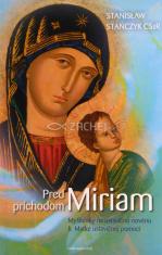 Pred príchodom Miriam - Myšlienky na ustavičnú novénu k Matke ustavičnej pomoci