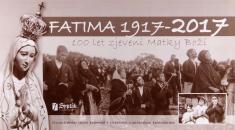 Kalendář 2017 (český) - Fatima 1917-2017 - 100 let od zjevení Matky Boží