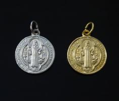 Medailón: Sv. Benedikt (1326/B)