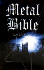 Metal Bible - Kniha bez komproimisů!