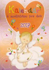 Kalendár s detskými modlitbami 2017 nástenný (ZX)