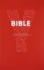 Y-Bible (Youcat Biblia, český preklad) - Bible katolické církve pro mláděž. S předmluvou papeže Františka