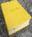 Bible NBK - žlutá - Překlad 21. století