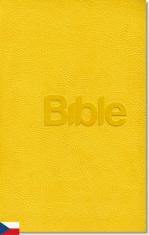 Bible NBK - žltá