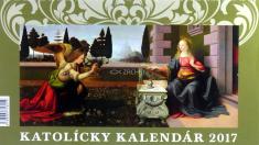 Katolícky kalendár 2017 stolový - (Neografia)