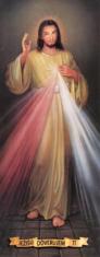Obrázok: Božie milosrdenstvo (20x8) - bez textu