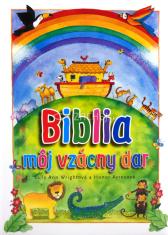 Biblia – môj vzácny dar - pre deti od 4+