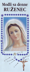 Modli sa denne ruženec - skladačka