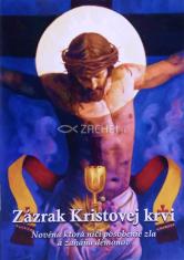 Zázrak Kristovej krvi - deviatnik