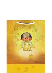 Darčeková taška: Anjel Zlatúšik (DTZ002)