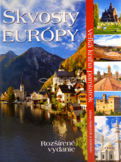 Skvosty Európy - Veľká kniha pamiatok