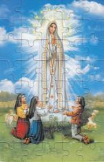 Puzzle 40 (PU001) - Fatima