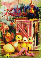 DVD - Kohútikovia - Bábkové divadielko zo šuflíka pre najmenších i ostatných