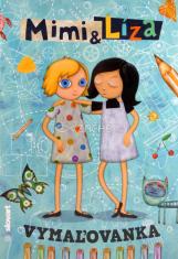 Vymaľovanka: Mimi a Líza
