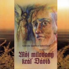 CD: Môj milovaný kráľ Dávid - audiokniha
