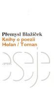Knihy o poezii - Holan, Toman