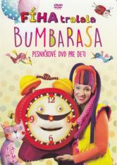 DVD - Fíha tralala Bumbarasa - Pesničkové DVD pre deti