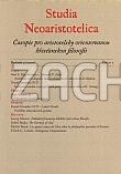 Studia Neoaristotelica 2/2007 - 2007/2