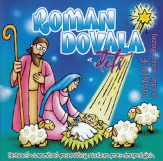 CD - Vianoce podľa mapy Božej - Detské vianočné pesničky nielen pre dospelých