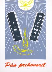 Pán prehovoril (Starý zákon) - Katechizmus pre 5. ročník ZŠ