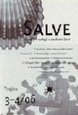 Salve - Revue pro teologii a duchovní život 3-4/06 - Trojice