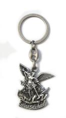 Kľúčenka kov. (K1920S) - Saint Michael - F8801