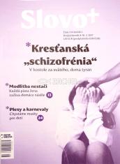 Slovo+ 3/2017 (dvojtýždenník) - Kresťanské noviny
