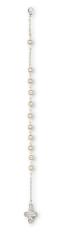 Náramok des. (1601) guľôčky perleť