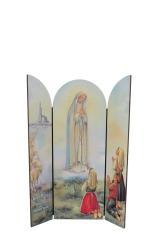 Triptych: Fatima (27,5 cm)