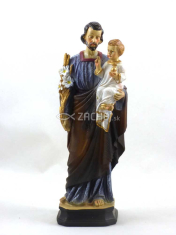 Socha: Svätý Jozef - 20 cm (4002/S40)