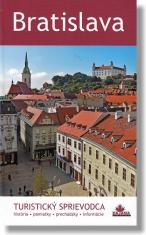 Bratislava - turistický sprievodca - história • pamiatky • prechádzky • informácie