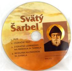 DVD: Svätý Šarbel