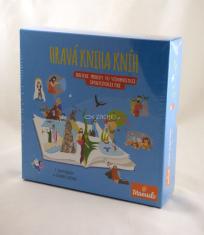 Hravá kniha kníh - spoločenská hra