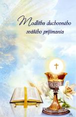 Obrázok: Duchovné sväté prijímanie (Z002) - s modlitbou, laminovaný
