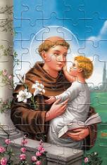 Puzzle: Sv. Anton (PU009) - 40 dielov