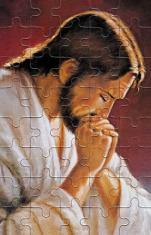 Puzzle: Pán Ježiš (PU005) - 40 dielov