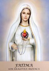 Fatima - som Kráľovná ruženca