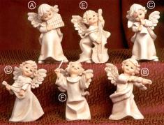 Anjeli - muzikanti (PB4648)