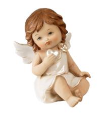 Anjel porcelánový (PB11635A)